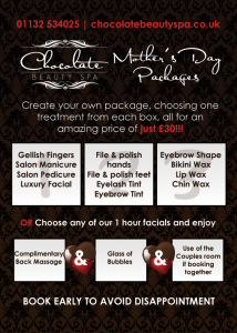 mother'sDayPackage