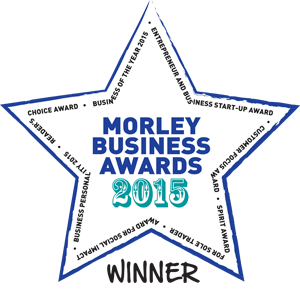Morley Business Award Winner
