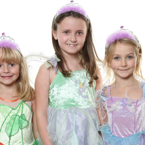 Pamper Princess Parties